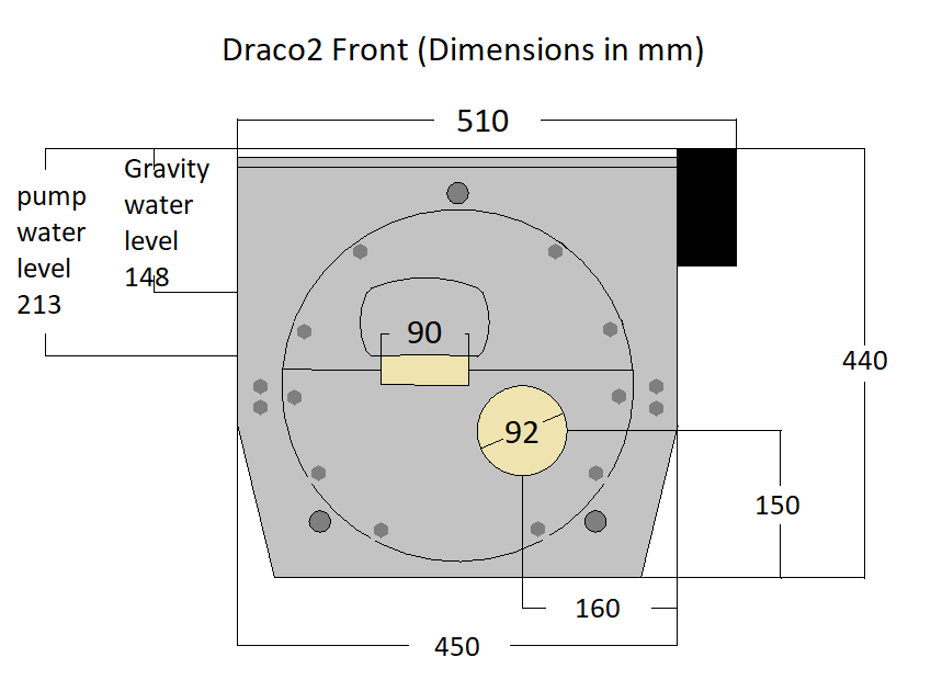 Draco2 Front